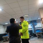 کاهش ۲۳درصدی مصدومین چهارشنبه آخر سال استان آذربایجان شرقی