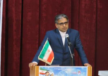 مرتضی محمدزاده مدیرکل دفتر سیاسی، انتخابات و تقسیمات کشوری استانداری شد