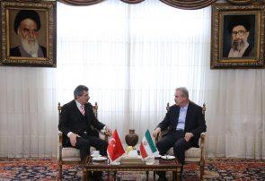 قابلیتهای ایران و ترکیه بسیار فراتر از سطح روابط کنونی است