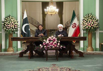 تهران و اسلام آباد مصمم به توسعه روابط بدون اثرپذیری از کشور ثالت هستند