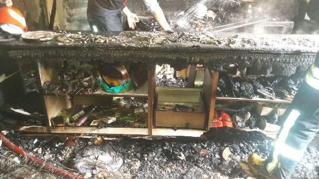 نشت و انفجار گاز شهری در میرداماد یک مصدوم بر جای گذاشت