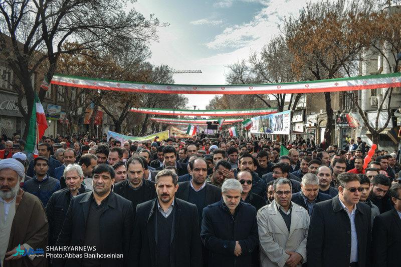تمهیدات لازم برای برگزاری باشکوه راهپیمایی ۲۲ بهمن تدارک دیده شده است