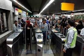 ماهانه ۳۰۰ هزار مسافر با متروی تبریز جابهجا می شوند