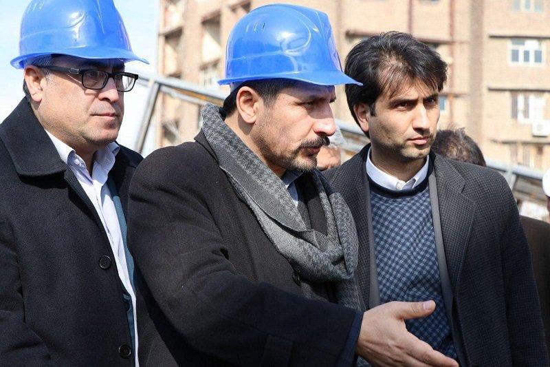ایستگاه محققی متروی تبریز بالای ۹۵ درصد پیشرفت دارد/ تکمیل زیرساختهای متروی تبریز