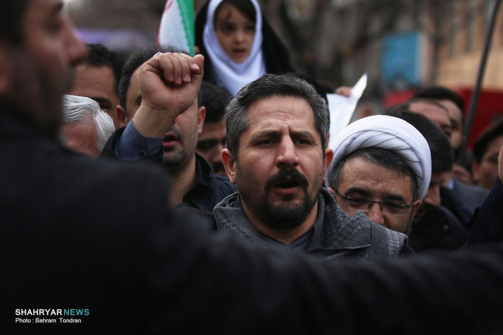۴۰سالگی، سال پختگی انقلاب است/ تقدیر از حضور پرشور کارکنان شهرداری در راهپیمایی ۲۲بهمن