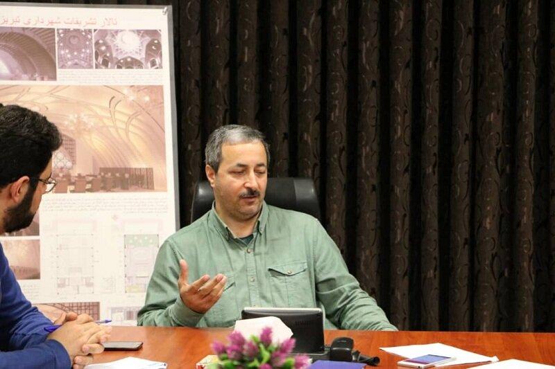 ۱۴۰ هزار تن آسفالت طی سال جاری توسط شهرداری تبریز تولید و پخش شده است