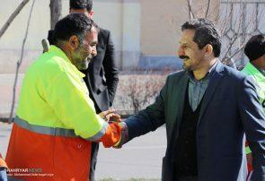 قدردانی از پاکبانان وظیفه همه ماست/آسفالت ریزی در سطح شهر برنامه اصلی شهرداری تبریز