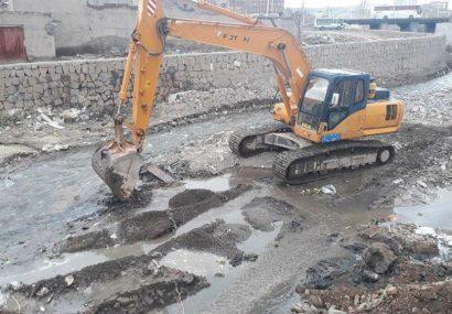 آماده باش شهرداری منطقه۵ برای مقابله با خطرات ناشی از بارش های بهاری