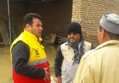 خدمات شهرداری تبریز در مناطق سیل زده «آق قلا» بسیار چشمگیر است