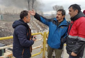 مشارکت شهرداری در لایروبی مسیر بالادستی مهرانه رود
