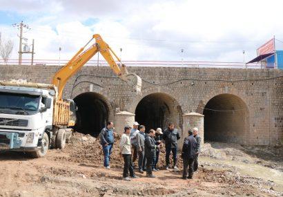بازگشایی سومین دهنه پل شهید شفیع زاده در منطقه ۵ تبریز