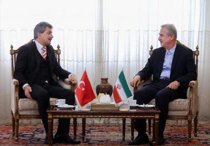 سفیر ترکیه در ایران: با مردم تبریز احساس نزدیکی میکنیم