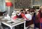 حضور هواداران ترکمن تیم تراکتورسازی در تبریز
