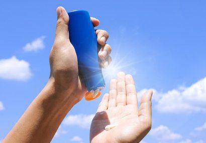 کرم ضد آفتاب مانع جذب ویتامین دی نمیشود