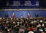 ملت ایران قدر انقلاب را دانست به استکبار اعتماد نکرد و پیشرفت کرد