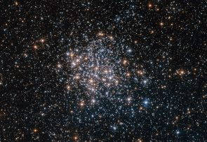 کشف علایم مرموز نوری در فضا