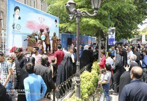 شکوه یک حضور/ اقدامات گسترده شهرداری تبریز برای برگزاری راهپیمایی باشکوه قدس