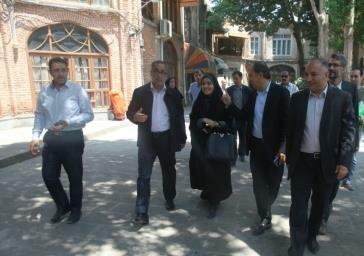 اقدامات شهرداری در مرمت و ساماندهی بازار تاریخی تبریز قابل تقدیر است