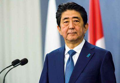 نخستوزیر ژاپن برای میانجیگری نمیآید