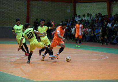 معرفی تیم های برتر سومین دوره مسابقات فوتسال جام رمضان