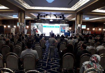 آغاز به کار سومین کنگره بین المللی بیماریهای عروق ریوی در تبریز