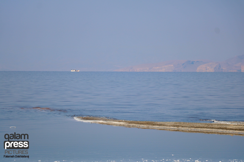 تبخیر حدود ۱.۵ میلیارد مترمکعب از آب دریاچه ارومیه
