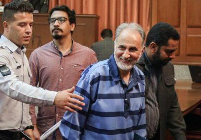 محکوم شدن محمدعلی نجفی به ۲ سال حبس و قصاص نفس