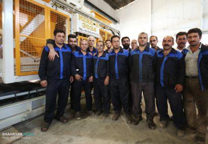 کارگران فاتحان نبرد نابرابر/ تحقق شعار اقتصاد مقاومتی در شهرداری تبریز