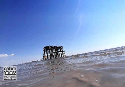 بندر شرفخانه بزرگترین بندر دریاچه اورمیه
