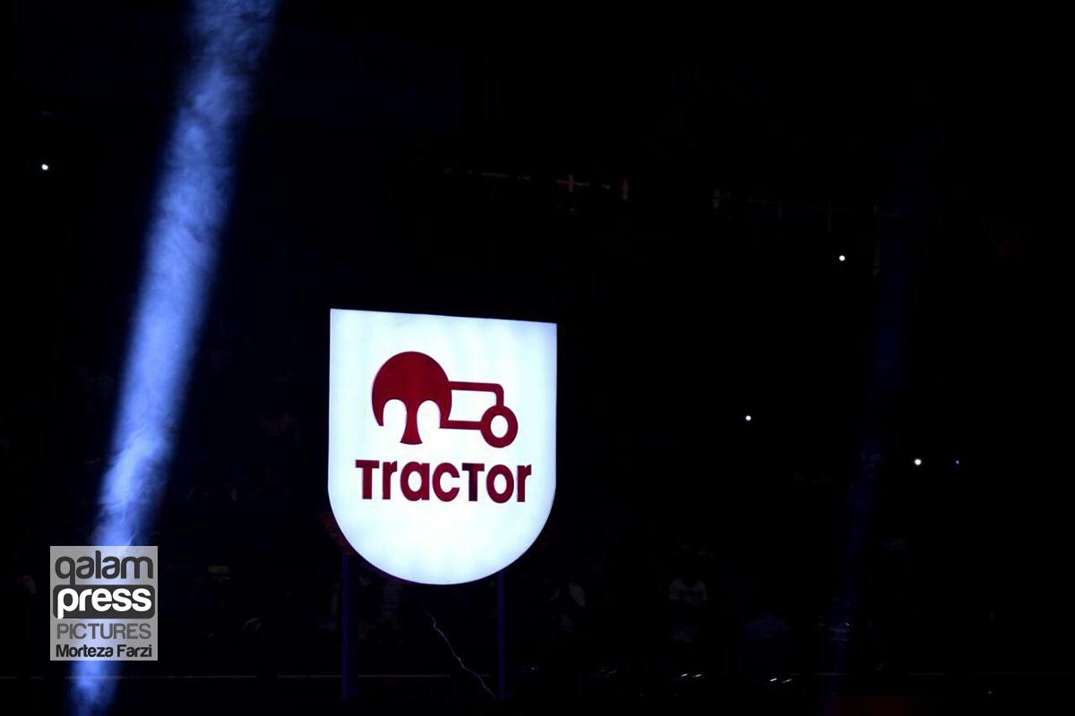 رونمایی باشگاه تراکتور از سه بازیکن جدید