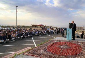 افتتاح ۱۵۰ هزار میلیارد ريال پروژه در آذربایجان شرقی