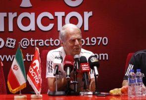 دنیزلی: در هر بازی برای کسب ۳ امتیاز میجنگیم/ فردا بازی عقلانی خواهیم داشت