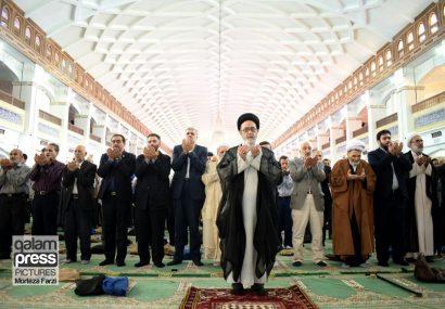 نماز باشکوه عید قربان در تبریز