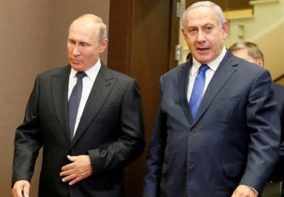 پوتین و نتانیاهو در سوچی دیدار کردند + جزئیات