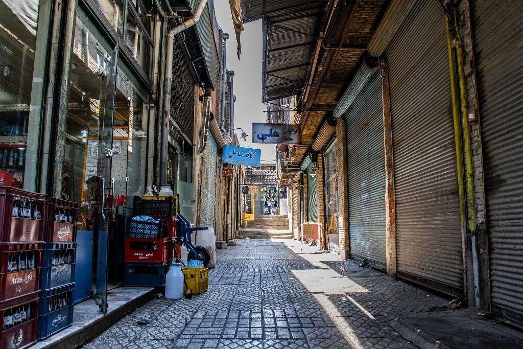 صدور دستور توقف سرمایهگذاری خارجی در بازار قدیم ارومیه