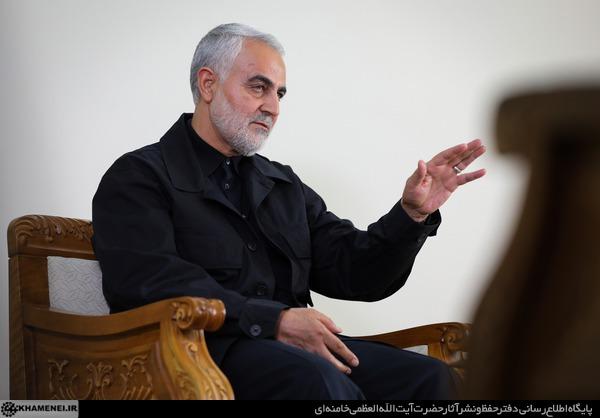 ناگفتههای جنگ ۳۳روزه در گفتگوی اختصاصی با سرلشکر حاج قاسم سلیمانی