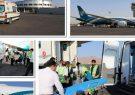 جنین ۴ ماهه پرواز لندن- مسقط را در تبریز زمینگیر کرد