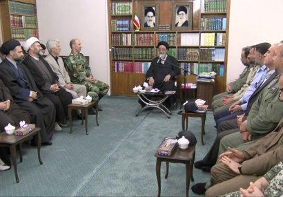 افراد کم نظیری در ارتش و نیروهای مسلح داریم