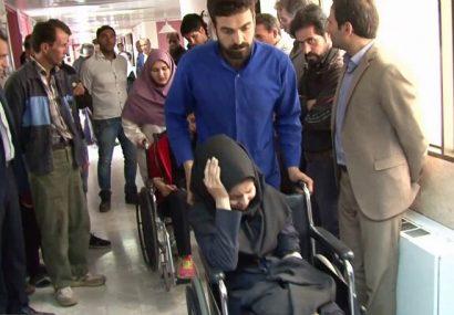 نشت گاز در یکی از روستاهای بستان آباد ۲۲ دانش آموز را راهی بیمارستان کرد