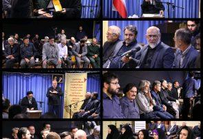 شعر و شاعر انقلاب باید پایبند به مبانی انقلاب اسلامی باشد