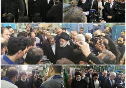 تاکید رئیس قوه قضاییه بر معرفی هرچه سریع تر هیات مدیره کارخانه ماشین سازی تبریز