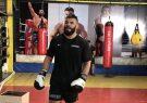 علی اکبری با سازمان UFC قطع همکاری کرد