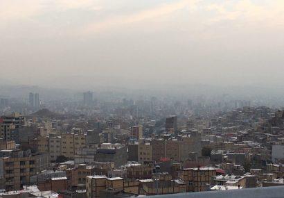 آلودگی هوا مدارس ۵ شهر آذربایجانشرقی را به تعطیلی کشاند