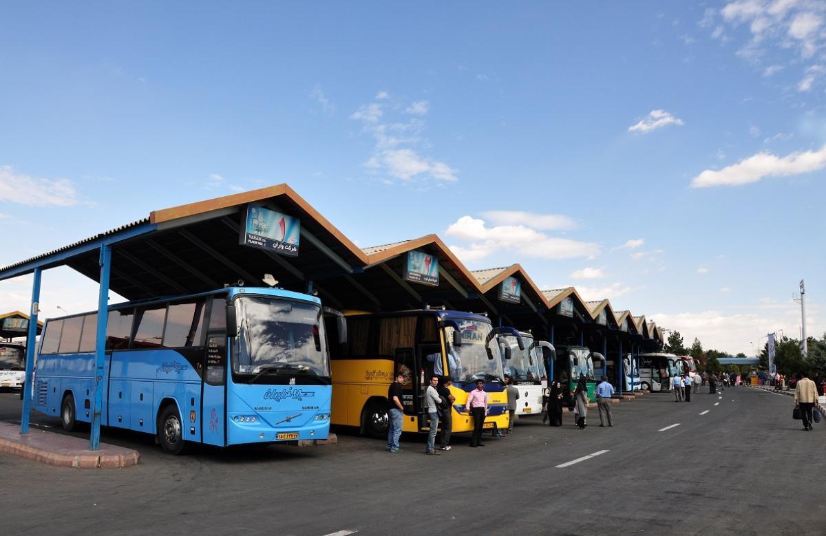 تا ۲۳ فروردین تعطیلی پایانههای مسافربری تبریز  تمدید شد