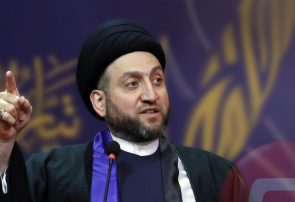 حکیم خواهان موضع قاطعانه دولت در قبال حمله آمریکا به مواضع حشد شعبی شد