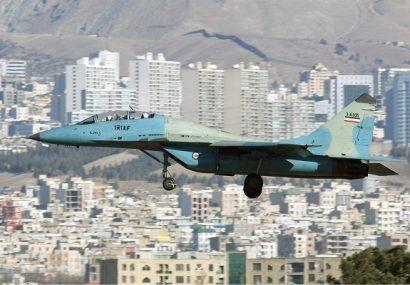 توضیحات ارتش درباره سقوط یک فروند جنگنده میگ-۲۹ در ارتفاعات سبلان