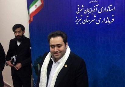 به عنوان فرزند آذربایجان آمدهام نه داماد رئیسجمهور