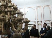 تلاش میکنیم اثر هنری «درخت بشیر صلح و دوستی» جهانی شود