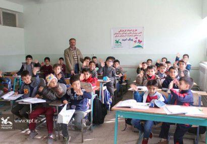 استمرار فعالیتهای «امداد فرهنگی» در مناطق زلزلهزده میانه و سراب