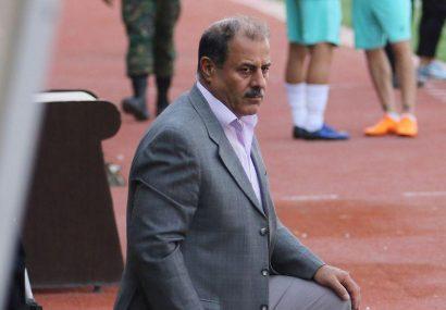 شیخ لاری: نیازمند حمایت هواداران و تک تک بازیکنان هستم